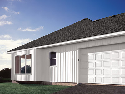 board and batten style siding